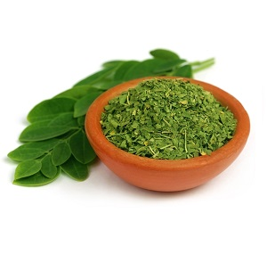 Moringa oleifera 100% - flakes
